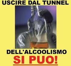 Uscire dal tunnel dell'alcol si può!