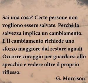 Citazione G. Morrison