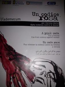 Un Codice Rosa per Verona libera dalla violenza contro le donne
