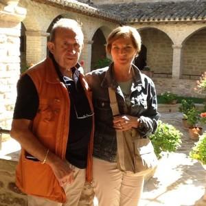 Giuseppe Muraro e moglie