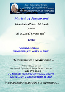 INTERCLUB ACAT Vr Sud MAG. 2016