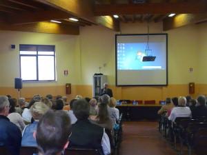 Presentazione Interclub, Dott. Brunetto